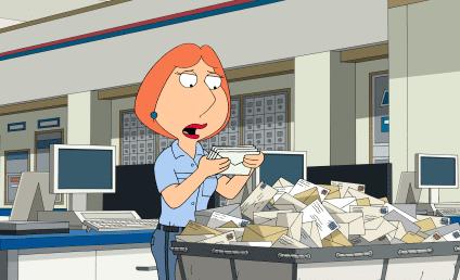 Family Guy Season 14 Episode 17 Review: Take A Letter