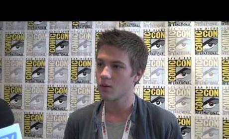 Connor Jessup Comic-Con Interview