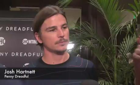 Josh Hartnett Interview