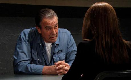 The Young and the Restless Recap: Who is the Brown-Haired Minion?