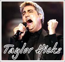 Good News and Bad News for Taylor Hicks Album Sales