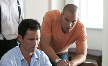 "Burn Notice Review: ""Past and Future Tense"""