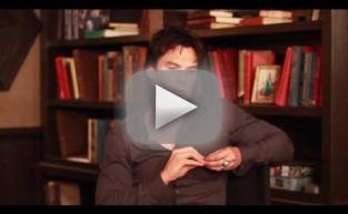 Ian Somerhalder Discusses The Vampire Diaries Season 8