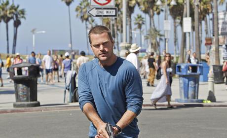 Callen in Action - NCIS: Los Angeles Season 6 Episode 4