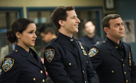 Romance in Jeopardy - Brooklyn Nine-Nine
