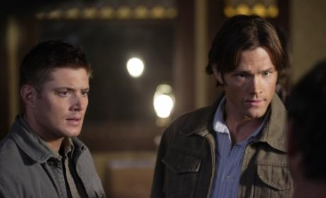 "Supernatural Pics: ""Family Remains"""