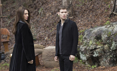 Klaus and Dahlia - The Originals