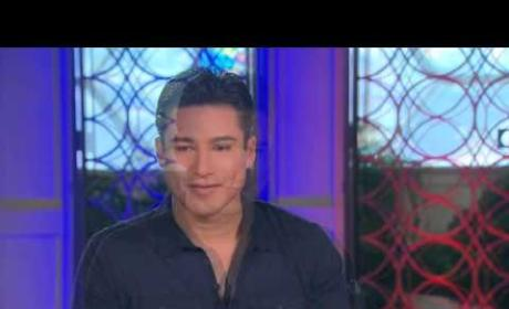 Mario Lopez Interview