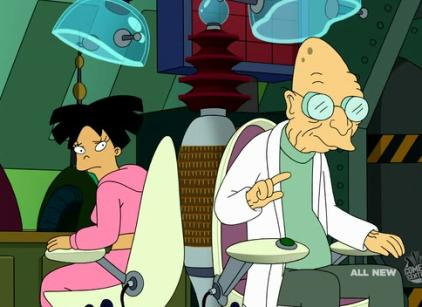 Watch Futurama Season 7 Episode 10 Online