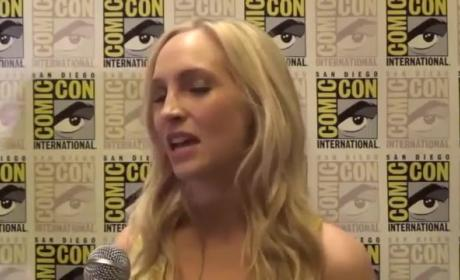 "Candice Accola Teases ""Ultimate Demise"" of Mystic Falls"