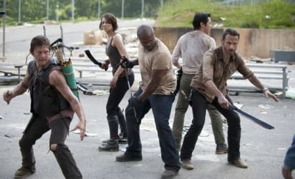 The Walking Dead Season Premiere Review: What Did You Think!?