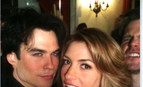 Damon Salvatore Has a Girlfriend!