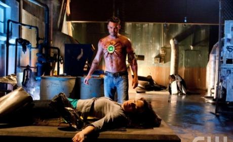 Smallville Interview: Brian Austin Green on Metallo