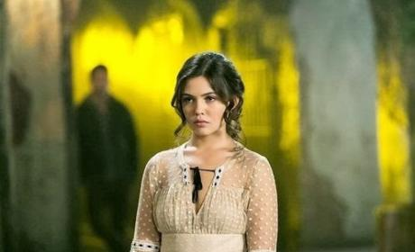 Danielle Campbell Dishes on Davina, The Originals Twists and More!