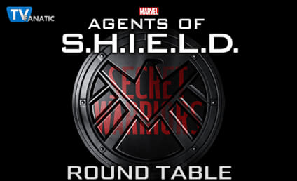 Agents of S.H.I.E.L.D. Round Table: Goth Princess