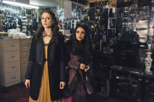 Spencer and Mona