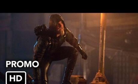 DC's Legends of Tomorrow Promo: Star City 2046
