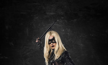 Katie Cassidy as Black Canary - Arrow