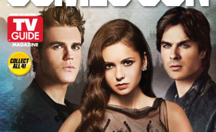 TV Guide Comic-Con Covers Honor TVD, The Originals, Arrow and Supernatural
