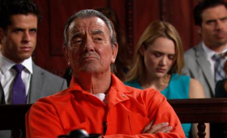 The Young and the Restless Recap: Phyllis Cracks While Testifying!