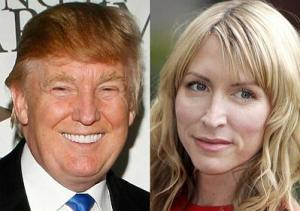 Donald Trump Pushes for Heather Mills on Celebrity Apprentice
