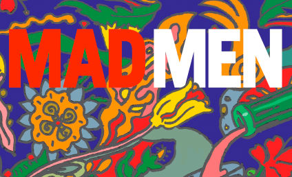 AMC Trips Out for First Mad Men Season 7 Poster