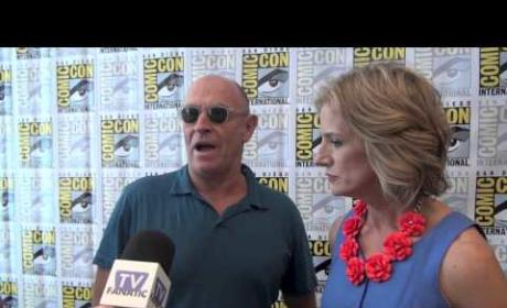 Corbin Bernsen and Kirsten Nelson Interview