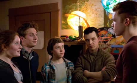 Shameless Review: Cabin Fever