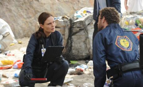 Hodgins, Brennan Pic