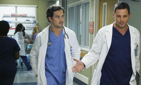 This is a Teaching Moment - Grey's Anatomy Season 12 Episode 3
