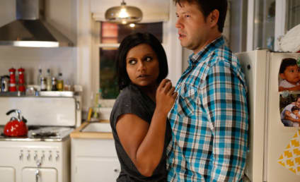 The Mindy Project Review: Morgan Grinder