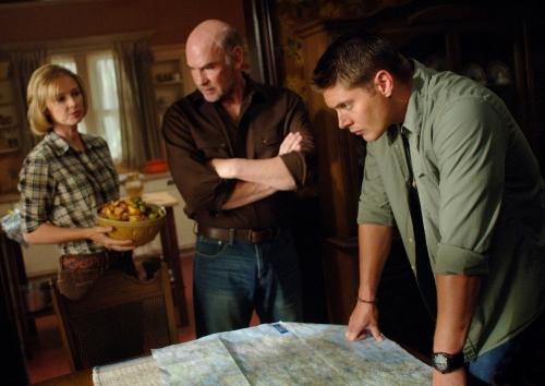 Mitch Pileggi on Supernatural