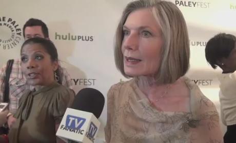 Susan Sullivan PaleyFest Interview
