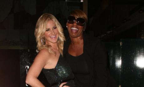 Kim Zolciak and NeNe Leakes: On the Way Out?