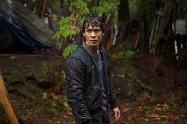 Bellamy Looks Goodbye