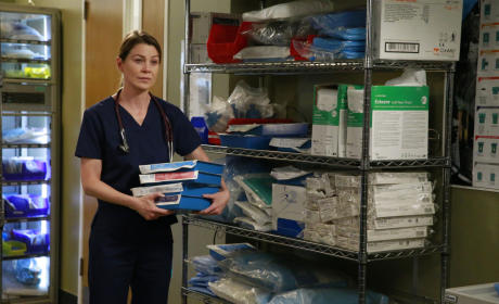 Meredith Versus... - Grey's Anatomy Season 11 Episode 23