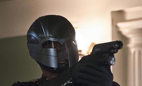 This Gun will Work - Arrow Season 4 Episode 10