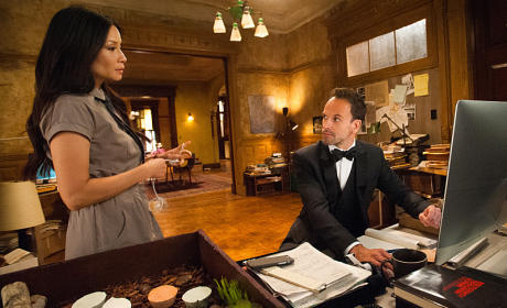 Elementary Season 4 Episode 3 Review: Tag, You're Me
