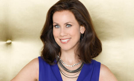 Miriam Shor Cast as Reporter on The Good Wife Season 4