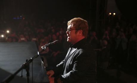 Sir Elton John - Nashville