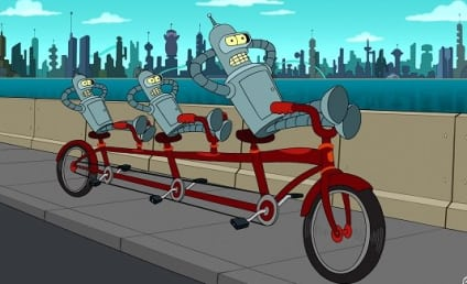 """Futurama Review: """"The Silence of the Clamps"""""""