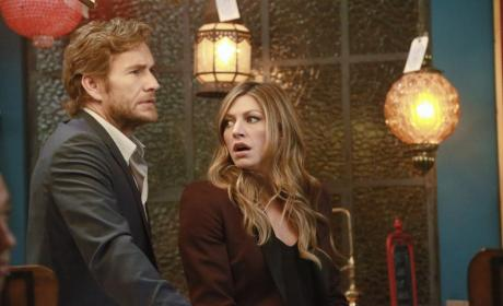 Trouble in Paradise, Already? - Mistresses Season 4 Episode 1