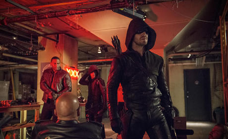 Arrow Midseason Report Card: Grade It Here!