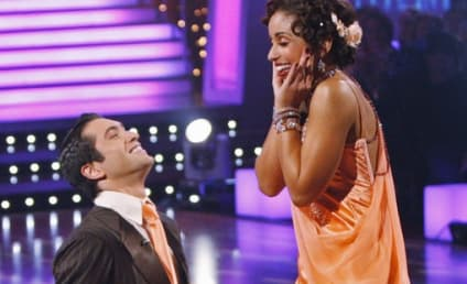 Dancing With the Stars Semifinal Summary: Mya Dominates!