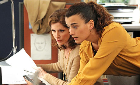 Ziva and Diane