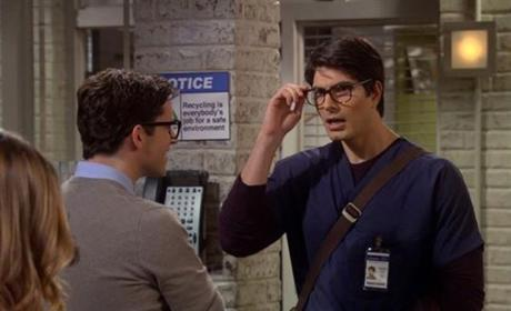 Brandon Routh to Play DC Superhero on Arrow Season 3