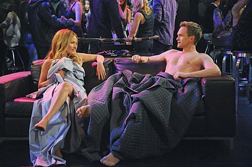 Naked Barney Alert!