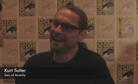Kurt Sutter Comic-Con Interview