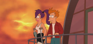 Futurama Review: Give Her a Hand