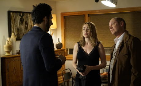 The Blacklist Season 3 Episode 4 Review: The Djinn